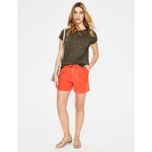 NWT Boden Talia Shorts